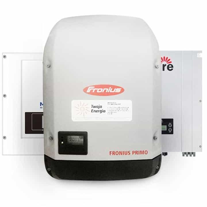 falowniki stosowane przez twoją energię w instalacjach fotowoltaicznych