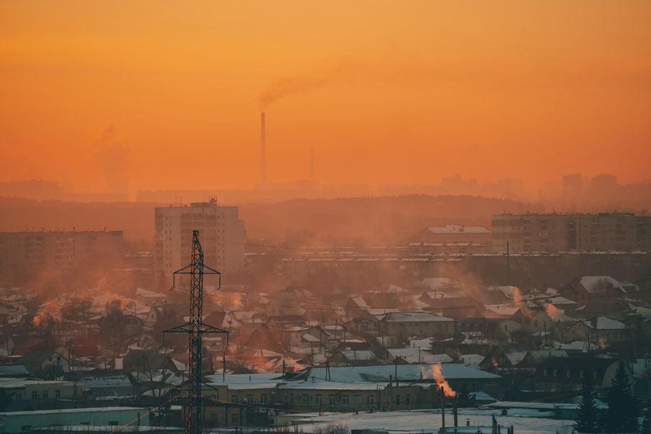 Czyste powietrze - program walki ze smogiem
